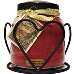 Heart Candle Jar Holder - CA03