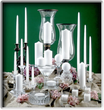 Candle Assortment